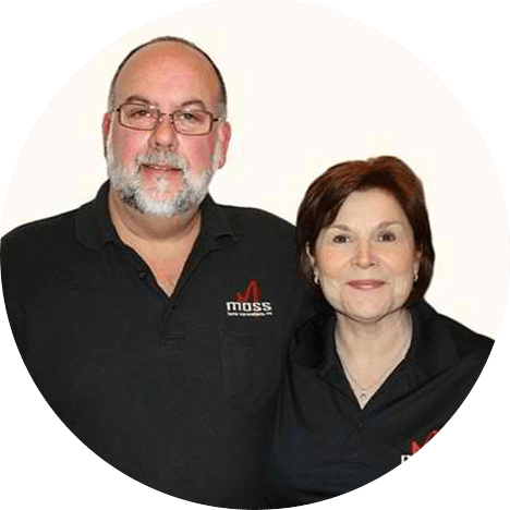 Steve & Beverly Moss, Owners