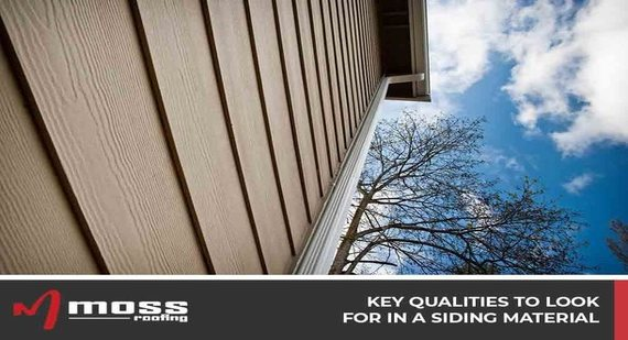 Key Qualities to Look For in a Siding Material
