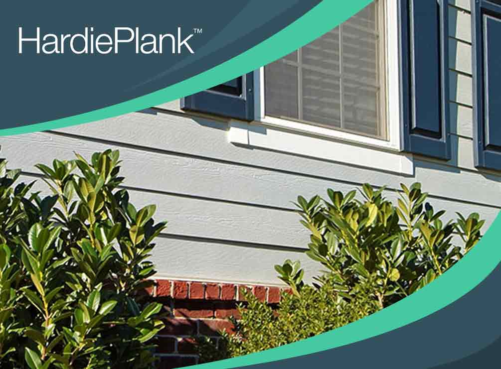 Why HardiePlank® Siding?