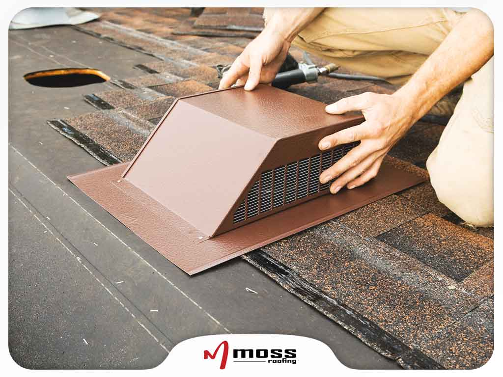 Roof Ventilation 101 Basics You Need To Know Moss Roofing