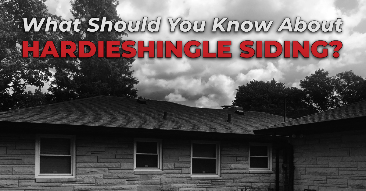 What Should You Know About Hardieshingle Siding?
